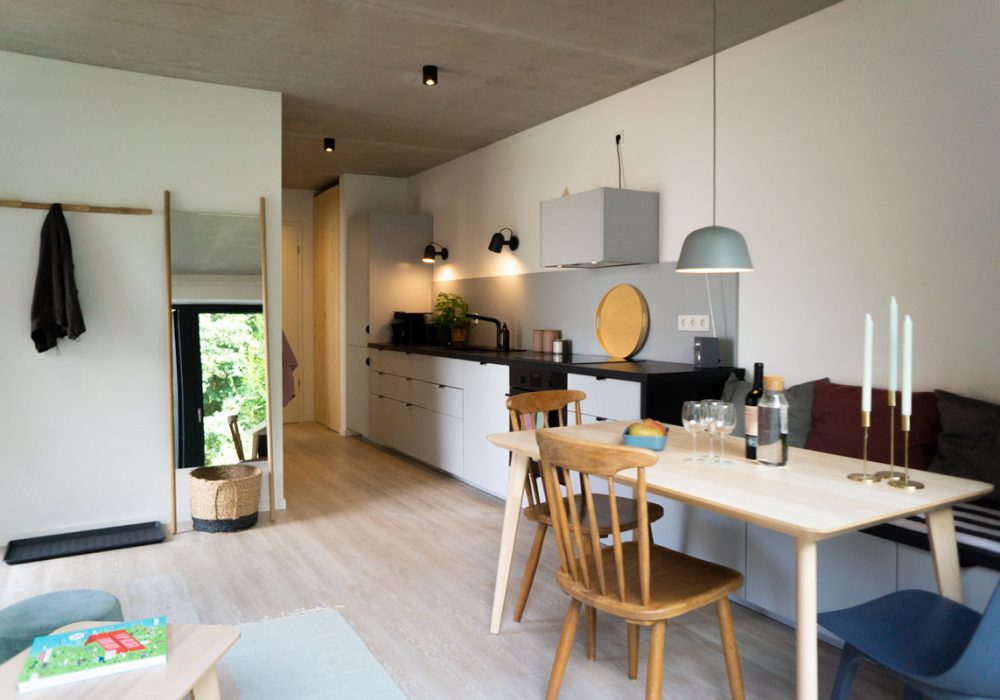 Liebevoll eingerichtete Appartements