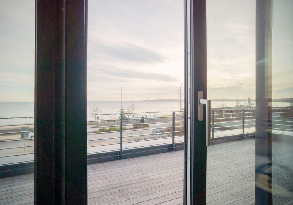 Balkon des Seminarhaus