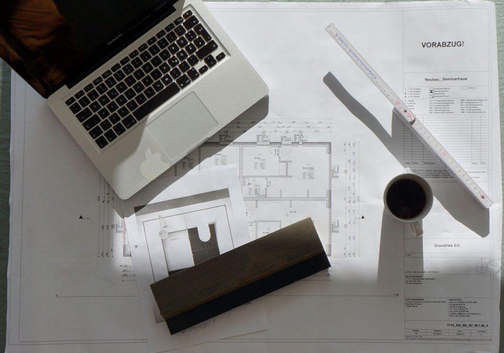 Plan Seminarhaus