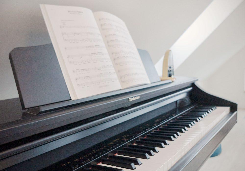Klavier im Seminarhaus
